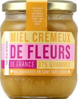 Miel crémeux de fleurs de France - Product - fr