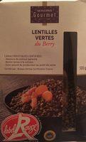 Lentilles vertes du Berry - Product - fr