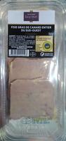 Foie gras de canard entier du Sud-Ouest - Product - fr