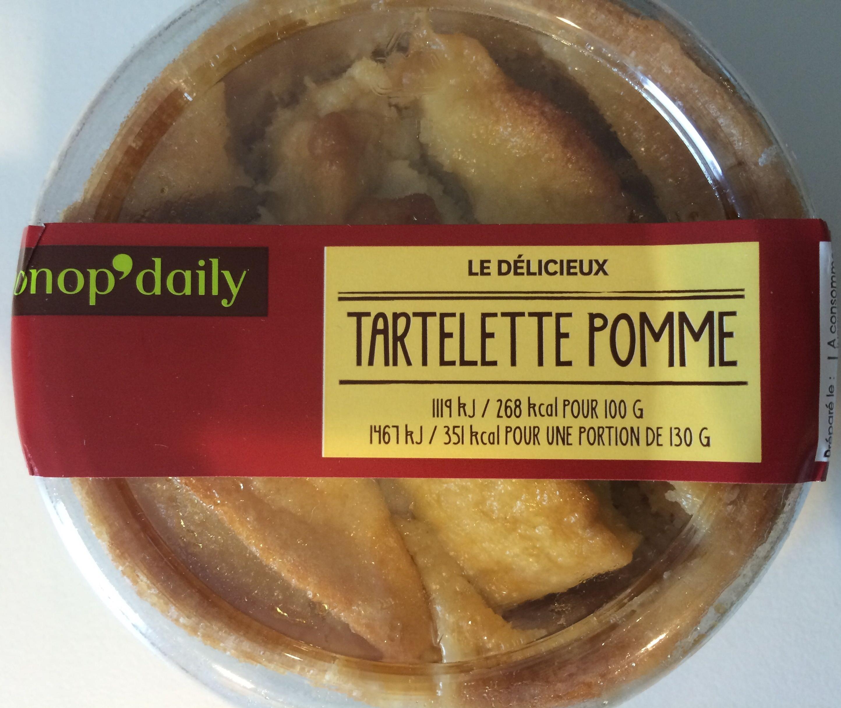 Tartelette Pomme - Product - fr