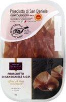 Jambon de san danile appellation d'origine protégée - Produit - fr