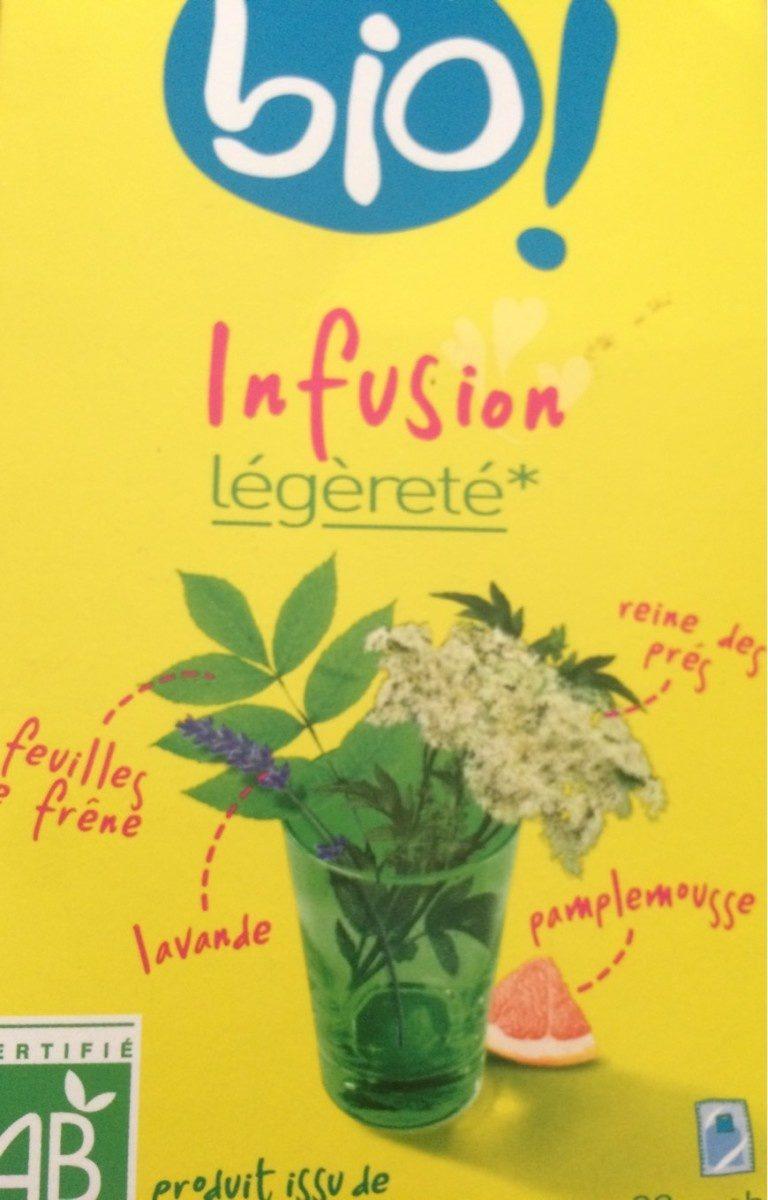 Infusion *légèrté - Product