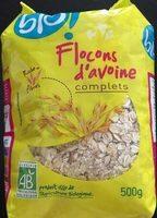 Flocon avoine bio monoprix - Prodotto - fr