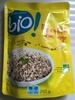 Riz complet & quinoa rouge bio - Product