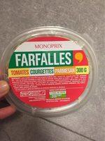 Salade Pâtes - Produit - fr