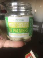 Mini coeurs de palmiers - Produit - fr