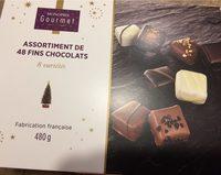 Assortiments de 48 fins chocolats - Product - fr