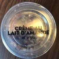 Crème au Lait d'Amande et Soja - Produit - fr
