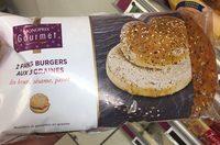 Pain burger au graine - Product