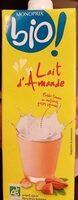 Lait d'amande - Prodotto - fr