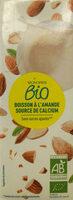 Lait d'amandes sans sucres - Produit - fr
