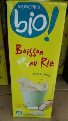 Boisson au riz Calcium - Produit