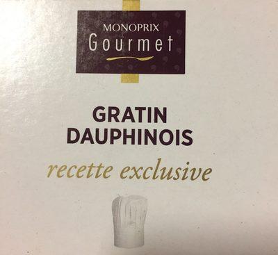 Gratin Dauphinois Gourmet - Produit