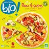 Pizza 4 saisons Bio - Produit