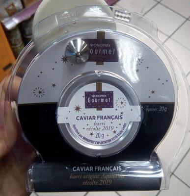 Caviar français - Produit - fr