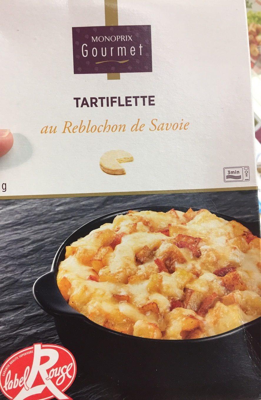 Tartiflette au Reblochon de Savoie - Product