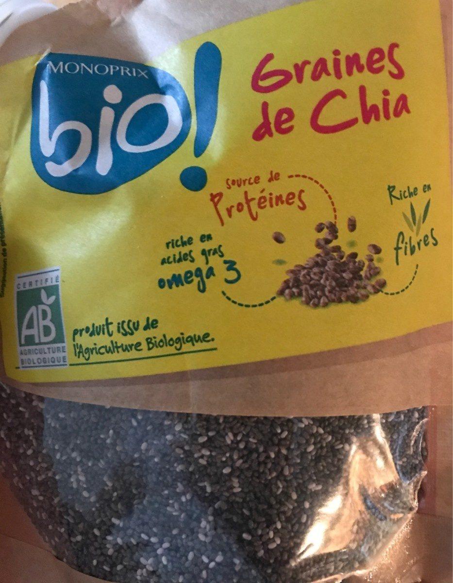 Graines de Chia - Product - fr