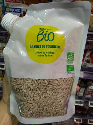 Graines de Tournesol - Produit - fr