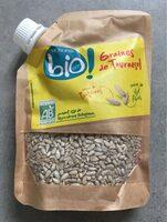 Graines de Tournesol - Product - fr