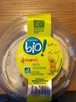 Houmous a l'huile d'olive vierge extra - Produit - fr