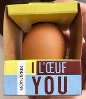 I l'oeuf you - Product