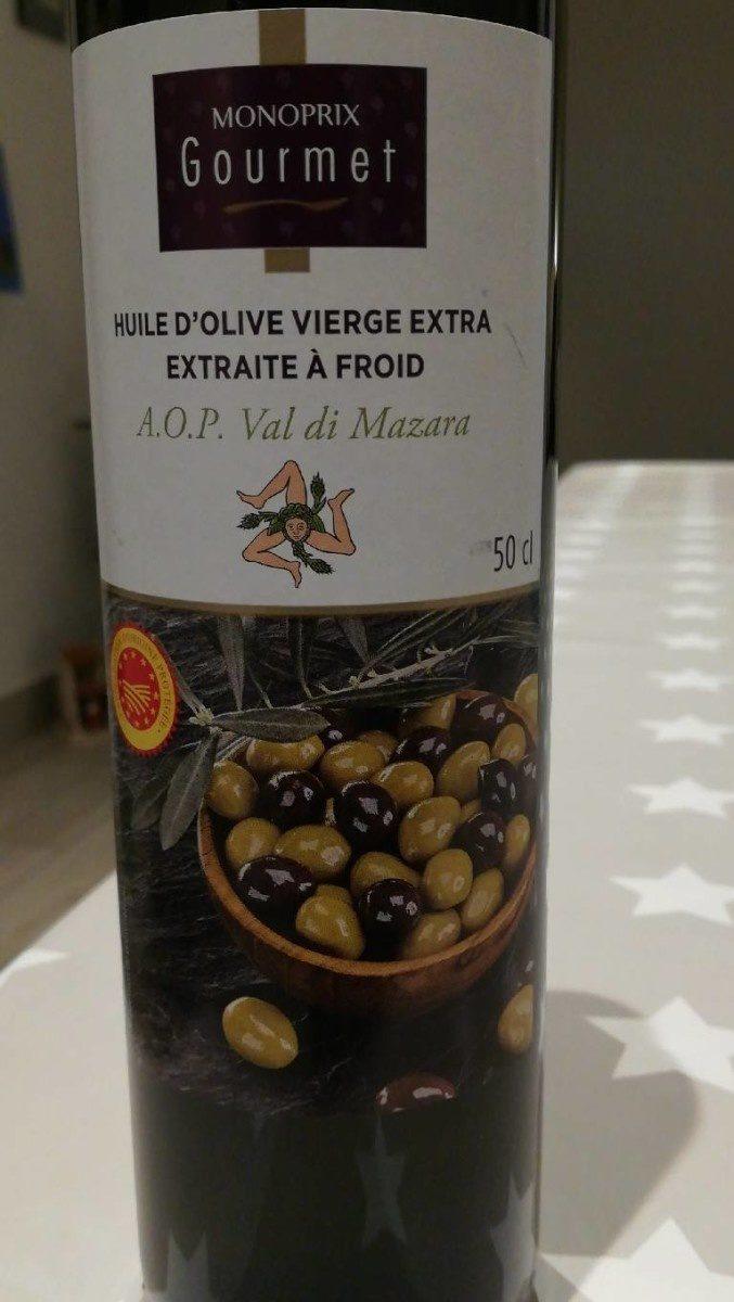 Huile d'olive vierge extra - Produit