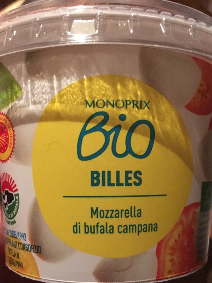 Monoprix bio billes - Product