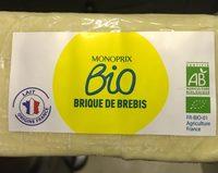 Brique de brebis bio - Produit - fr