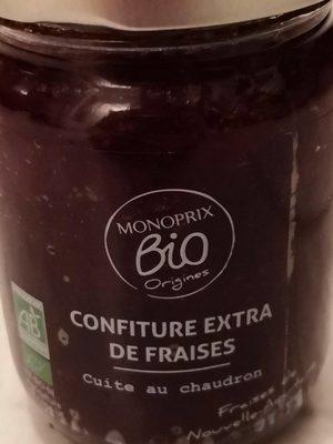 Confiture Extra de Fraises - Product