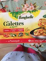 Galettes de légumes - Produit - fr