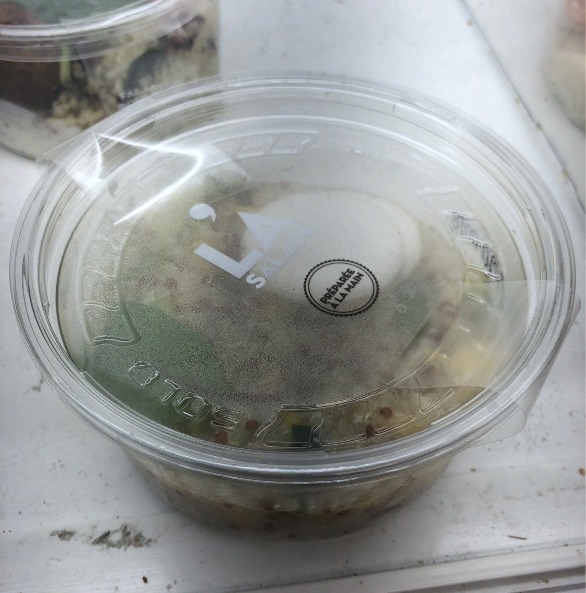 Salade Quinoa Chèvre - Product - fr