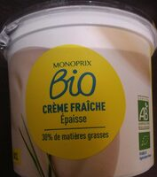 Creme Fraiche Bio - Product - fr