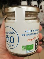 Huile vierge de noix de coco - Produit - fr