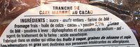 LE CAKE MARBRÉ - Ingrediënten