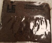Le cake chocolat - Produit - fr