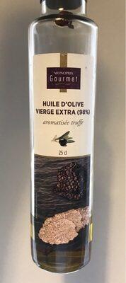 Huile d'olive vierge extra aromatisée truffe - Produit - fr