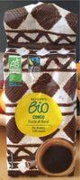 Cafe moulu bio congo - Produit - fr