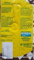 Cafe moulu bio congo - Informations nutritionnelles - fr