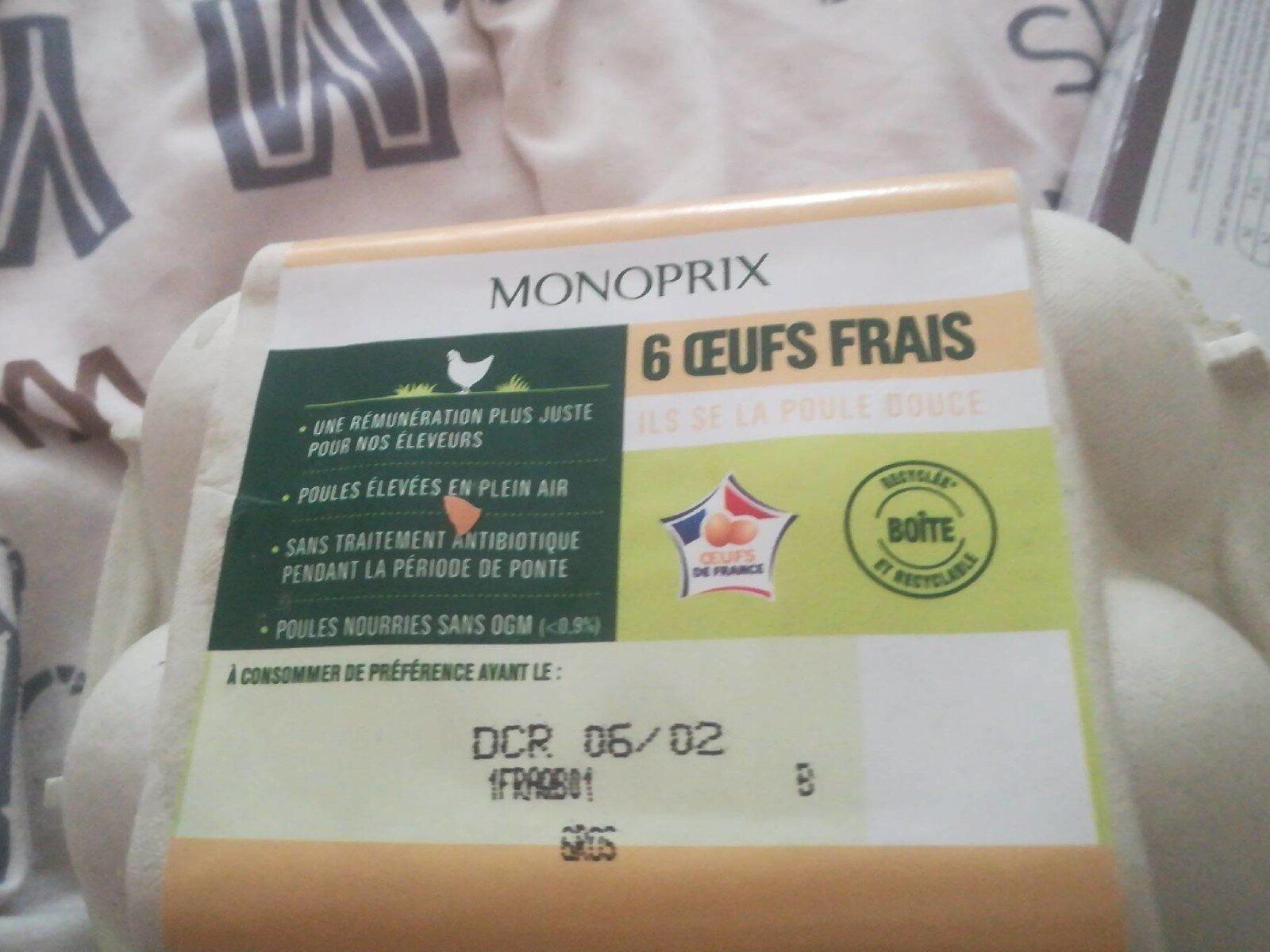 Œuf - Produit - fr