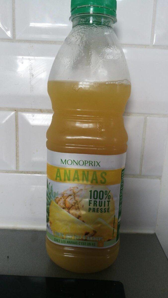Jus d'ananas - Prodotto - fr