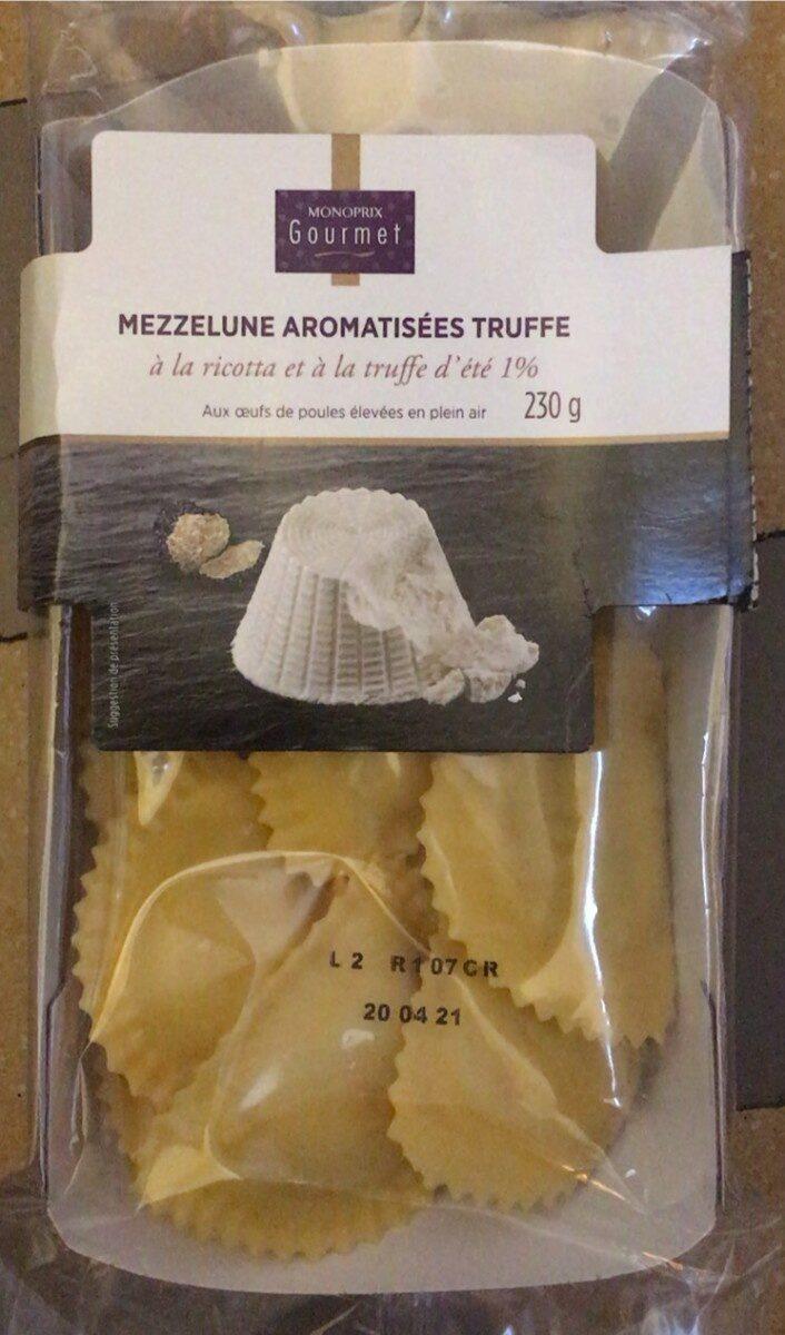 Ravioli ricotta truffe 230g mpg - Prodotto - fr
