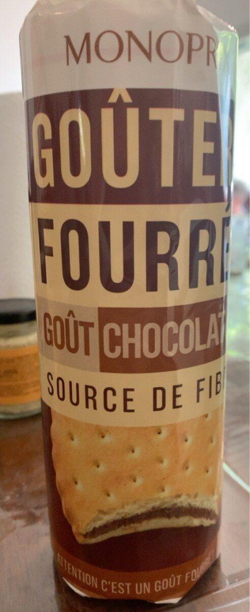 Gouters fourres - Produit - fr
