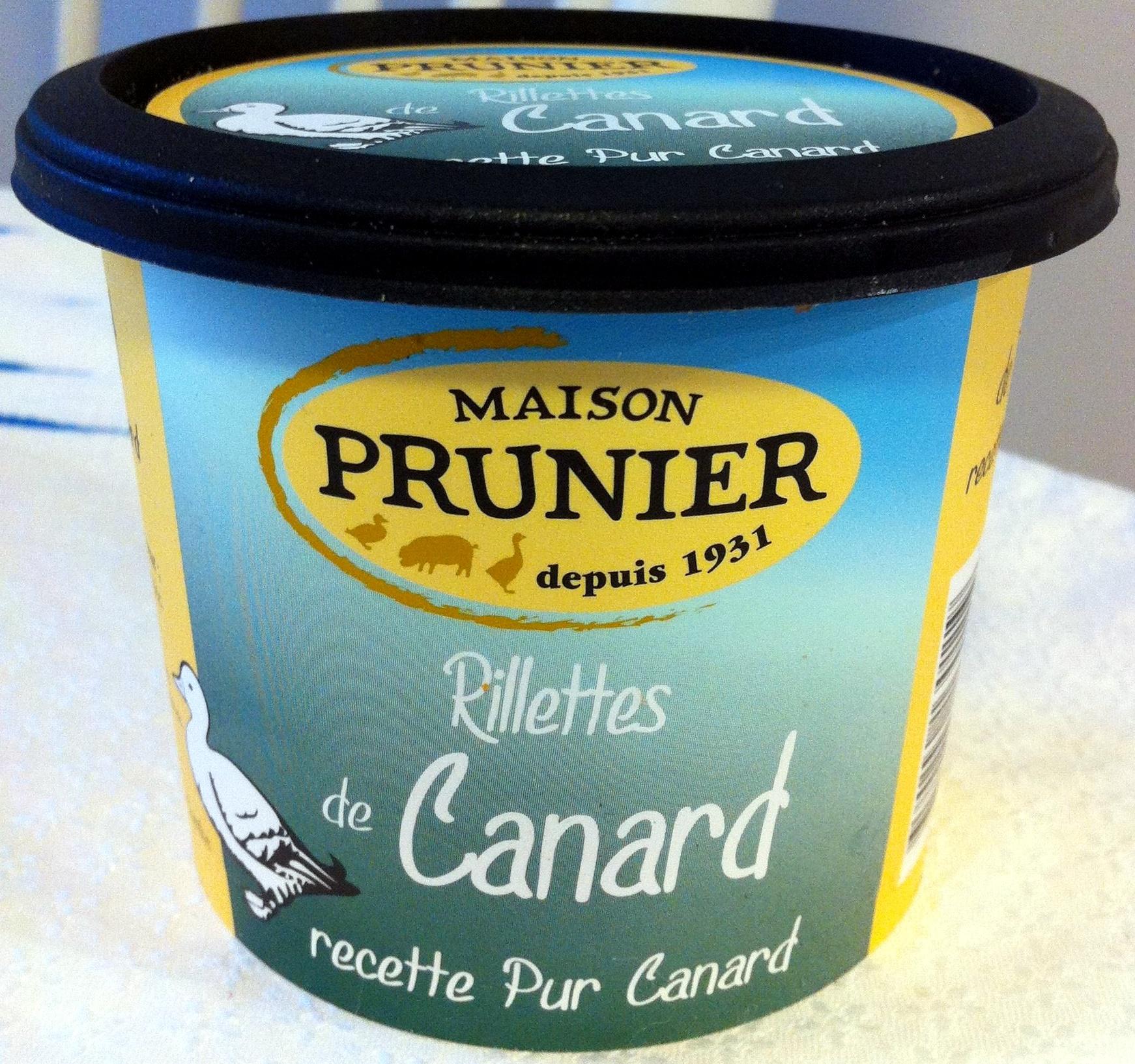 Rillettes de Canard - Product