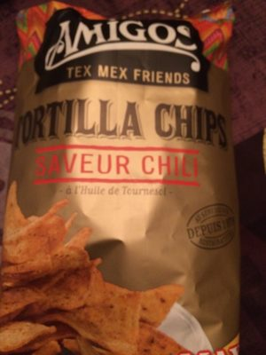 Tortillas Chips Chili - Product