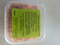 Oignons Frits - Ingredients - fr