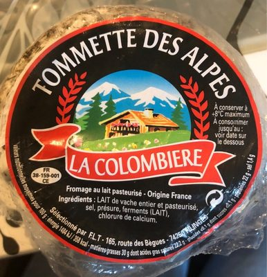 Tommette des alpes - Product - fr