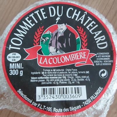 Tommette du châtelard - Produit - fr
