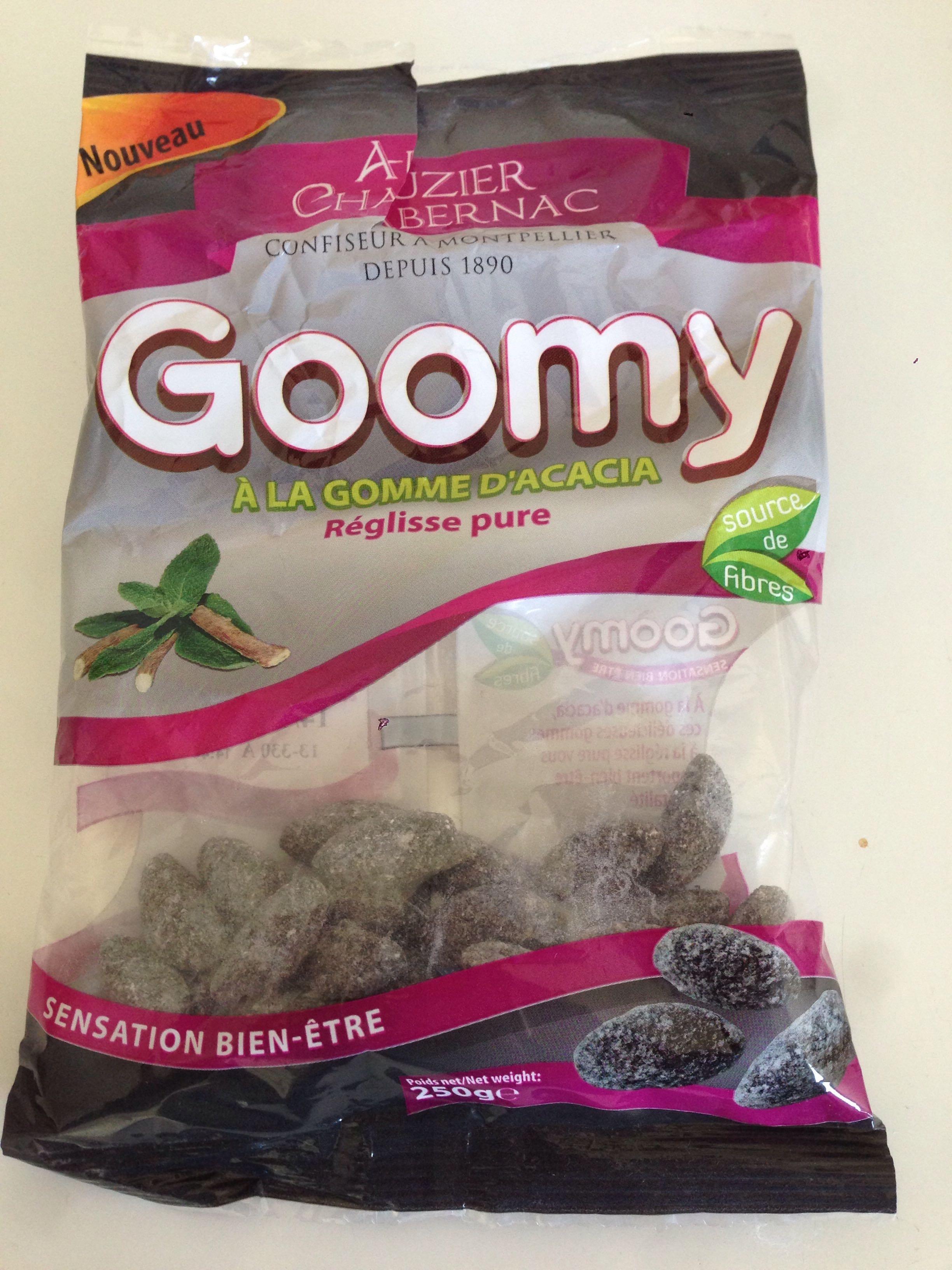Goomy - Produit