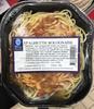 Spaghettis Bolognaise - Produit