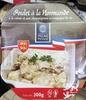 Poulet à la Normande à la crème et aux champignons accompagné de riz - Produit